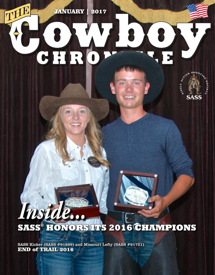 Cowboy Chronicle Jan 2017